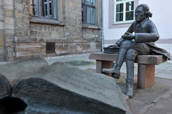 Göttingen : Jahre Georg Christoph Lichtenberg - Die Stadt Göttingen feiert den 275sten Geburtstag des Universalgenies mit vielen Veranstaltungen