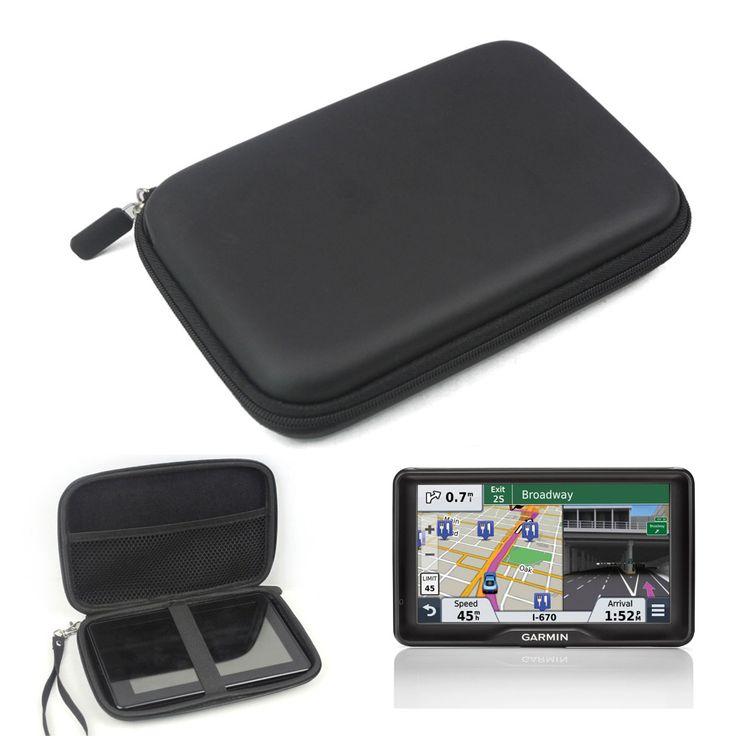 "7"" Inch Hard Outdoor Traveling Protect Case Bag Portable Bag Cover For 6"" 7'' Garmin Nuvi Kindle Fire Magellan GPS Navigator"