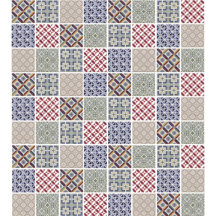 Patchwork Kitchen Wall Tiles: 28 Best Images About Kitchen Wall Tiles On Pinterest