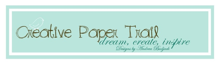 Creative paper trail blog  -  Andrea Budjack: Paper Craft, Creative Paper, Blogs Interesantes, Paper Trail, Card Blogs, Cards Crafts, Catching Blogs