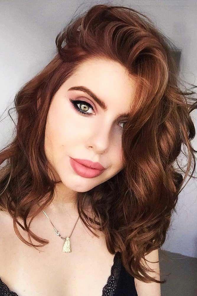 I Really Adore This Hair Copperauburnbalayage Reallylonghair