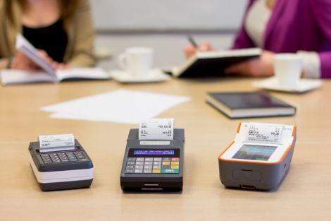 Kasy fiskalne Posnet Mobile HS EJ, Novitus Nano E, Elzab K10 prezentują się naprawdę dobrze.