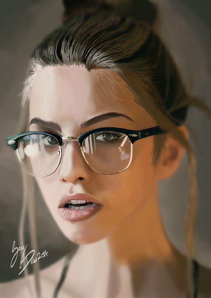 MARINA LASWICK Digital Draw