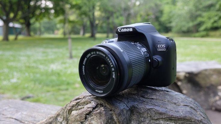 Canon EOS 1300D review - TrustedReviews