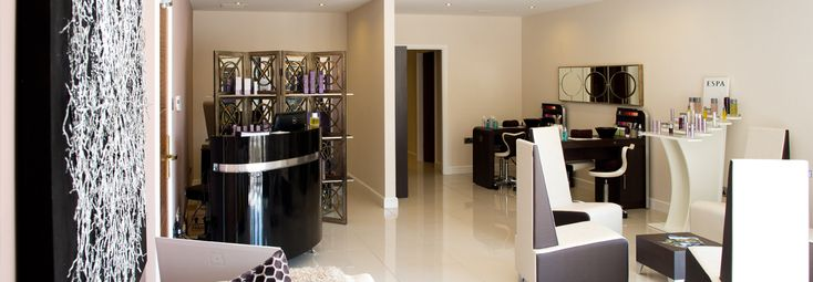 Our new luxury Espa Spa with 5 treatments rooms and a relaxation room. Offering a wide selection of treatments, bridal make up and Shellac gel nails.