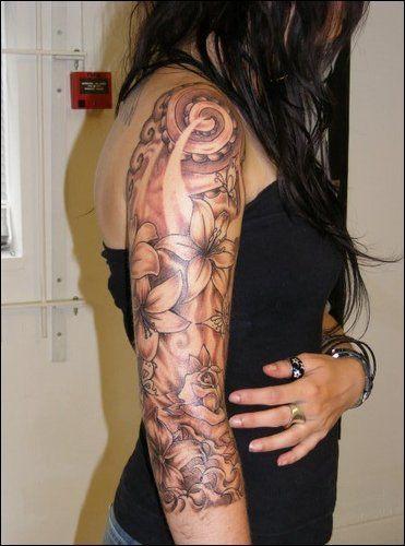 Beautiful Tattoos: 30+ Beauteous Water Tattoo Gallery