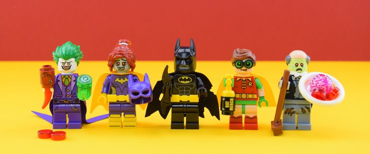 https://flic.kr/p/UKY641 | The LEGO Batman Zombie Movie💉 | Hey LEGO fans it's Alex here and I made the most important characters from The LEGO Batman Movie in zombie😱 The heads are from Jestro, Zombie Cheerleader, Monster Butler, Quartermaster Zombie and Zombie / Zeke Original picture by me