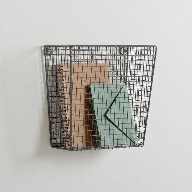 2 metalen opbergmandjes, la redoute intérieurs. La Redoute Interieurs | La Redoute