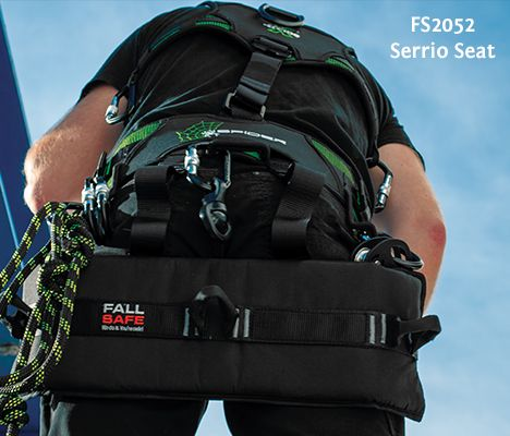Fall Safe™ - PPE Safety Solutions. | X-treme™ Spider Harness - FS243