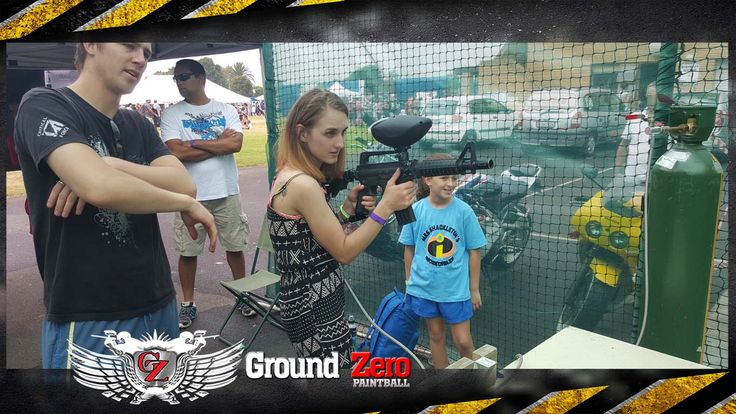 Paintball Fundraiser with Ground Zero. - Ground Zero Blog