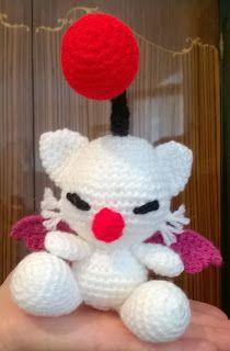 Maetel's crochet: Moogle pattern #amigurumi #amigurumi moguri #pattern #patterns #amigurumi moogle #moogle #moguri amigurumi #amigurumi patterns #amigurumi pattern #crochet #crochet moogle #crochet amigurumi