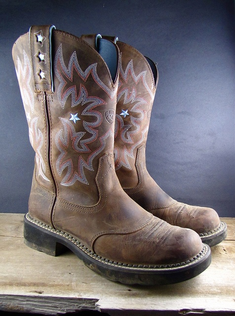 GIVEAWAY: Cowgirl Cookies & New Boots. Enter to win a $150 @countryoutfittr  gift