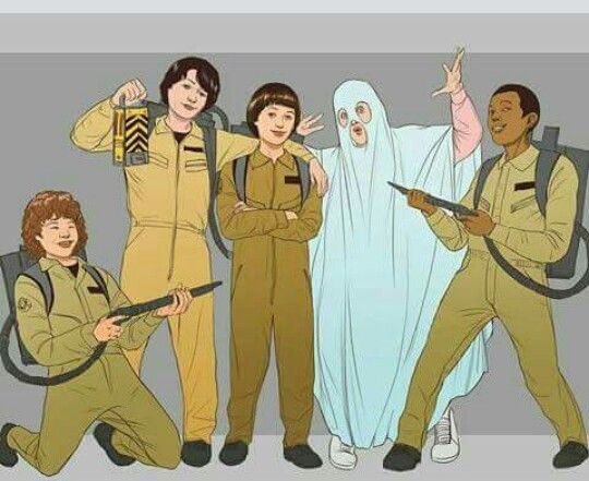 Who You gonna call?  GHOSTBUSTERS👻🚫
