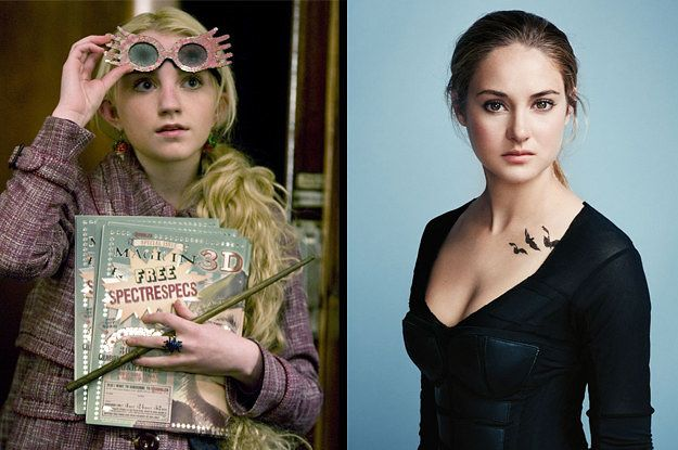 These Questions Will Reveal Which Female Book Character You Should Be For Halloween