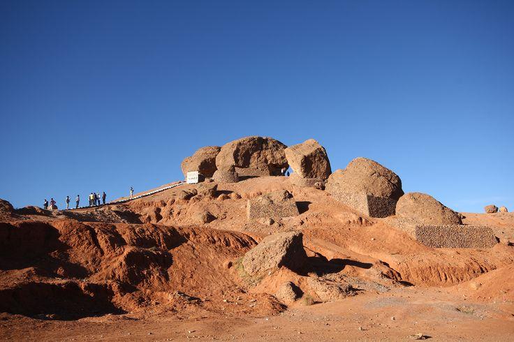 Stones, Ouarzazate, Morocco