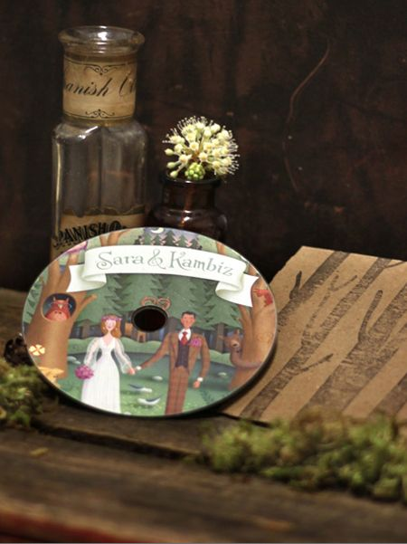 Wedding love song CD favors http://rstyle.me/n/jt7whr9te