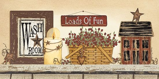 Loads Of Fun by artist Linda Spivey