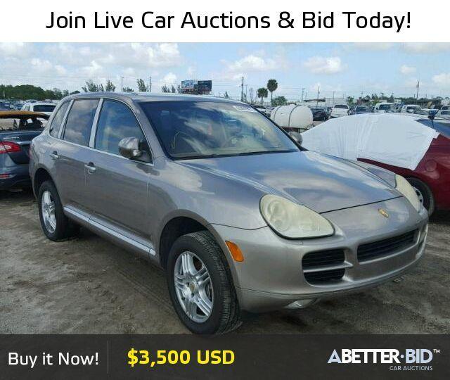 Awesome Exotic cars 2017: Salvage  2006 PORSCHE CAYENNE for Sale - WP1AA29P46LA22330 - abetter.bid/......  Salvage Exotic and Luxury Cars for Sale Check more at http://autoboard.pro/2017/2017/04/03/exotic-cars-2017-salvage-2006-porsche-cayenne-for-sale-wp1aa29p46la22330-abetter-bid-salvage-exotic-and-luxury-cars-for-sale/