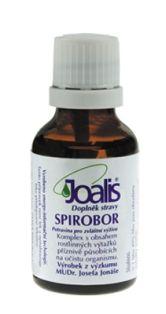 JOALIS SPIROBOR - prevencia i prvá pomoc pred možným infikovaním borreliou - pôvodcom Lymskej boreliózy Poradenstvo, priamy a internetový predaj detoxikačných preparátov JOALIS. Predaj detoxikačného špeciálneho komplexu na prevenciu a zvládnutie borreliovej záťaže po uštipnutí kliešťom - JOALIS SPIROBOR.<br><br> Cena: 369,- Sk<br><br>  Objednávky prostredníctvom On-line obchodu na www.studiozdravia.info<br>  alebo na č. 0904 361 286<br>