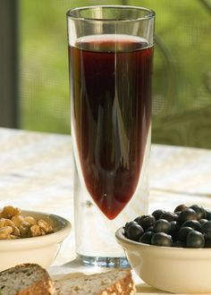 Jogging in a Jug Recipe... 1 quart 100% Concord Grape Juice.. 1 quart 100% Apple Juice.. 1 cup Raw Unfiltered Apple Cider Vinegar..  Mix together and drink at least two ounces per day.. (I also add 3/4 cup of honey to this.)