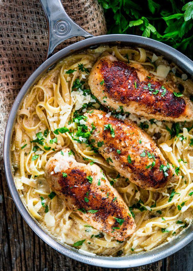 25+ best ideas about Lemon chicken piccata on Pinterest ...