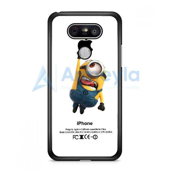 Despicable Me Minion Avenger LG G5 Case | armeyla.com