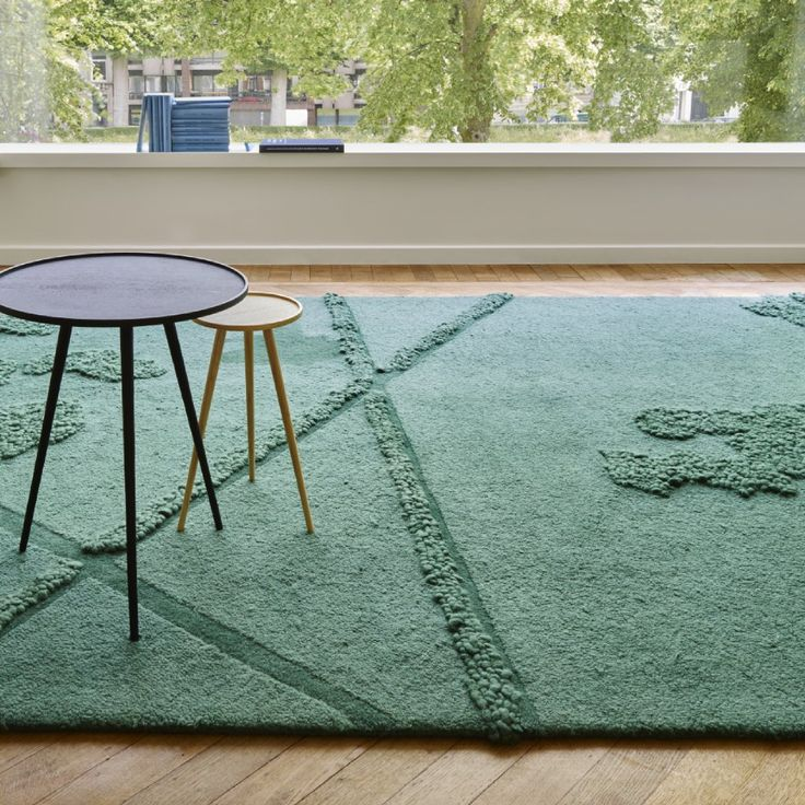 the Unique landscaped ROBIN rug. New for 2016.