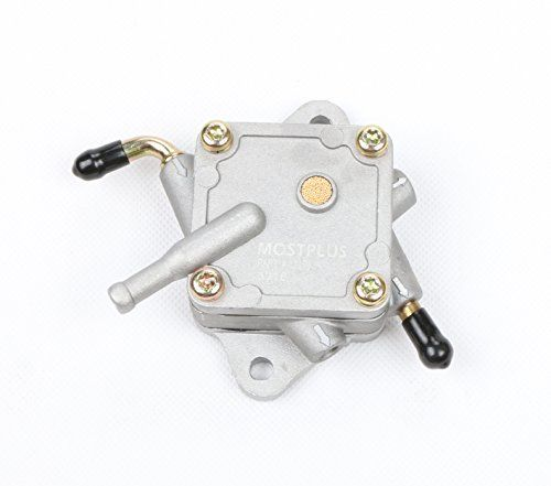 MOSTPLUS Fuel Pump for YAMAHA Golf Cart G8 G11 G14 4-Cycle  Stock fuel pump direct replacement  Exact same performance to original  1 PC high quality fuel pump like picture