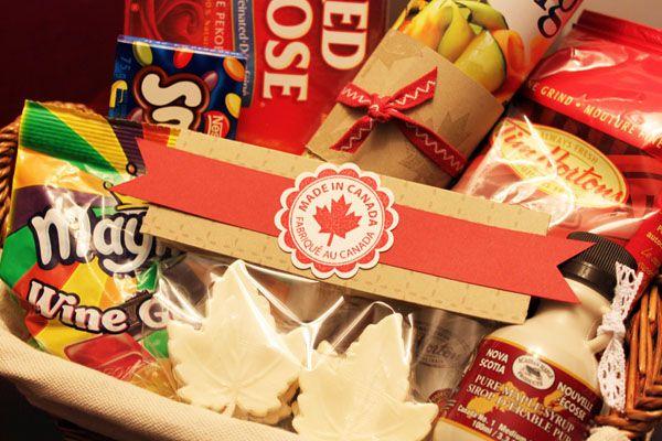 Canadian Theme Gift Package  www.creativelment.wordpress.com