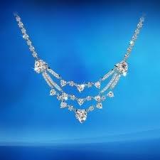Grace Kelly Vintage Heart Necklace €150 . www.standun.com