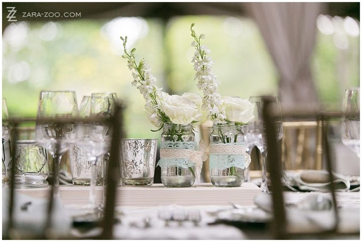Wedding at Oakfield Farm Mint and gold rustic wedding Flowers and decor by Splendid Affairs Photography by Zara Zoo Photography