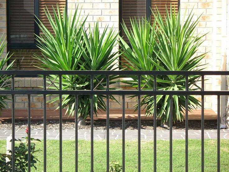 Aluminium Garden Fence
