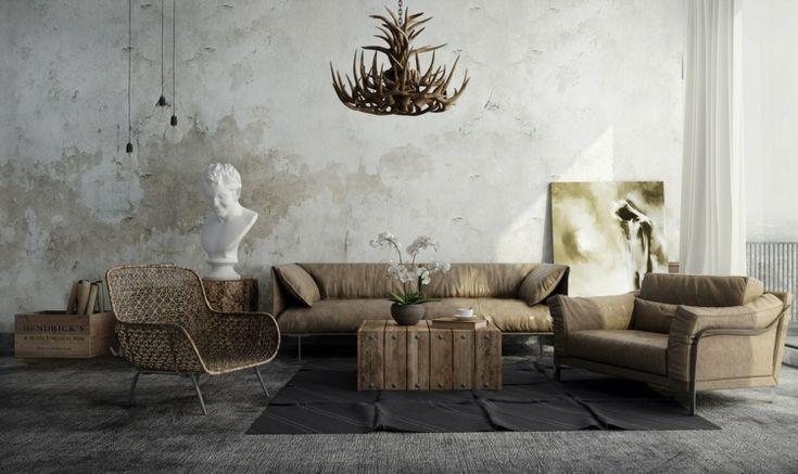 Die besten 25 teppich grau ideen auf pinterest graue - Wohnzimmer italienisch einrichten ...