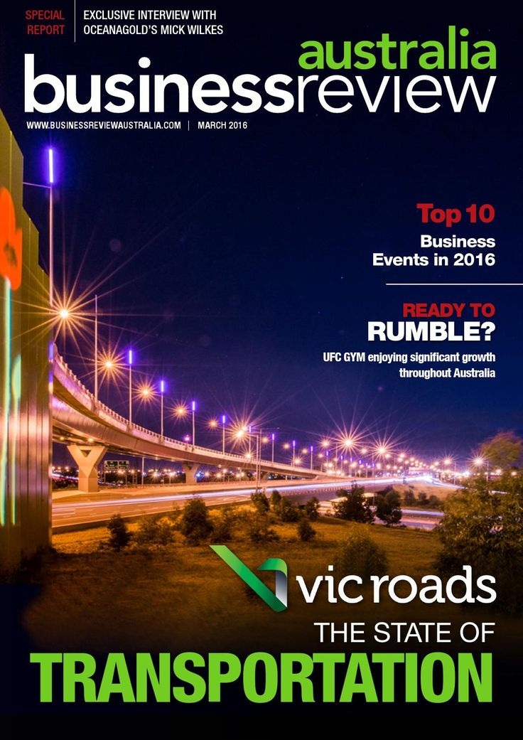 Business Review Australia March 2016