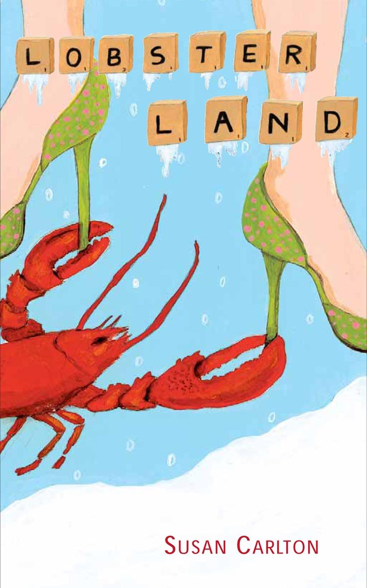 3 evil cousins lobster land by susan carlton lobster