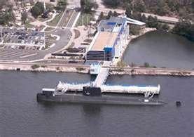 Submarine School in Groton CT
