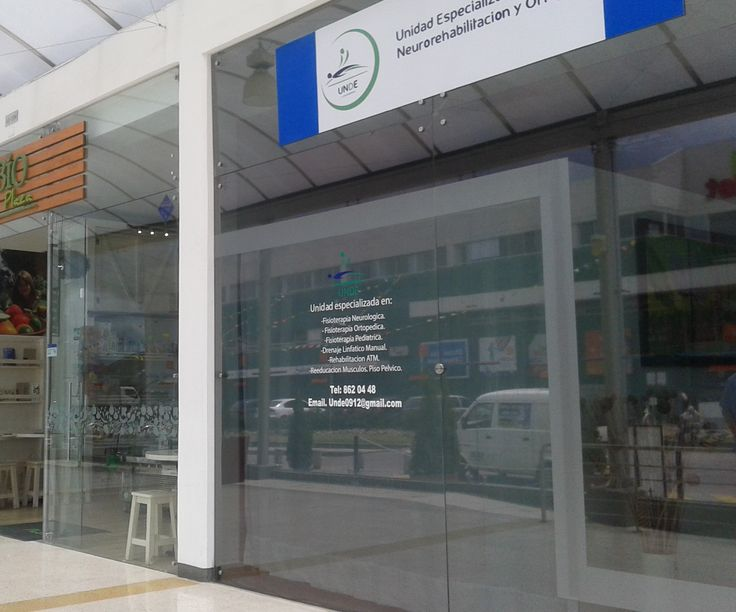 Unidad Especializada en Fisioterapia Neurologica y Ortopedica