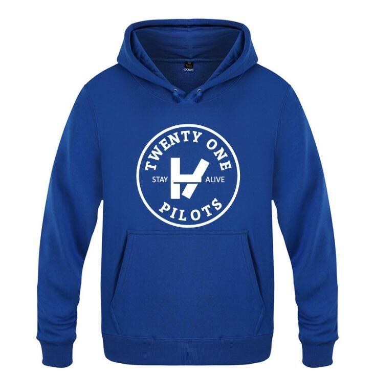 >> Click to Buy << Mens Hoodies Rock Twenty One Pilots Printed Hoodie Men Hip Hop Fleece Long Sleeve Men's Sweatshirt Winter Skate Tracksuit Homme #Affiliate