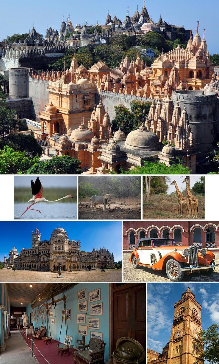 Gujarat Tour Package #gujarattourpackage #gujarattourpackage13n14d #gujarattourism http://allindiatourpackages.in/gujarat-tour-package-13n14d/