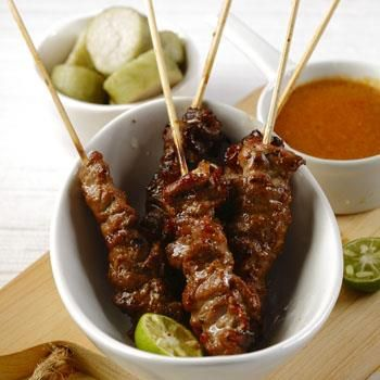 Parenting.co.id: Sate Daging Ala Solo