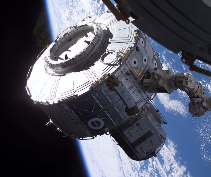 ISS Quest airlock