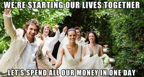 12 Wedding Memes That Totally Get What You're Going Through