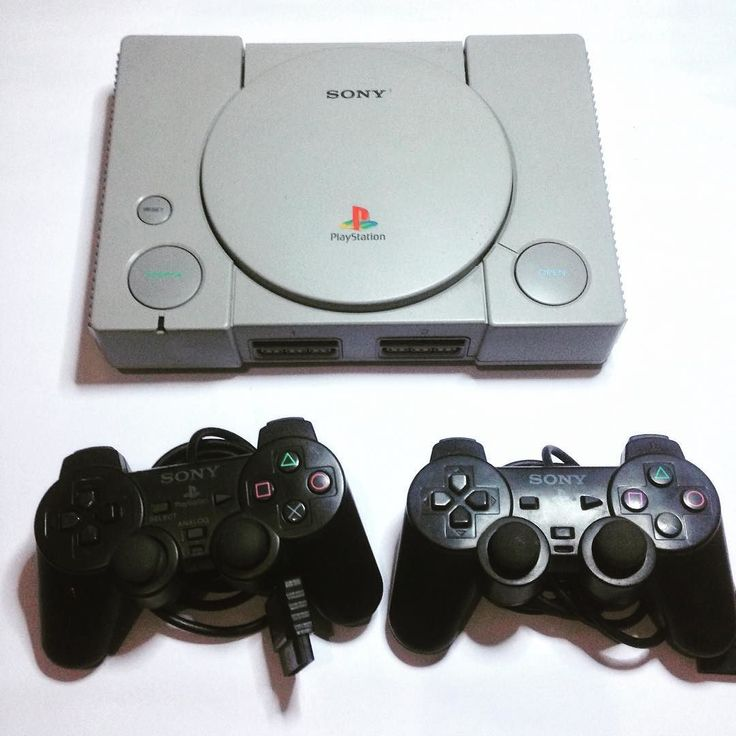 On instagram by warungsijarwo #playstation1 #microhobbit (o) http://ift.tt/1QCwETW playstation 1 fat scph 9002 kondisi optik josss binggow body sangat mulus siap nostalgia sampe budek.  Kelengkapan:  1 unit ps 1 fat 2 stik dualshock 4 kaset bebas pilih 1 memori card  1 kabel av 1 kabel power  Idr 350k  #playstation  #jualplaystation #generasi90an #jajankonsol #warungsijarwo