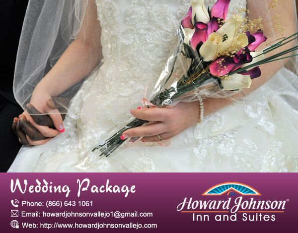 Howard Johnson offer customized #Wedding_Package Visit At:- http://bit.ly/2buKVEn