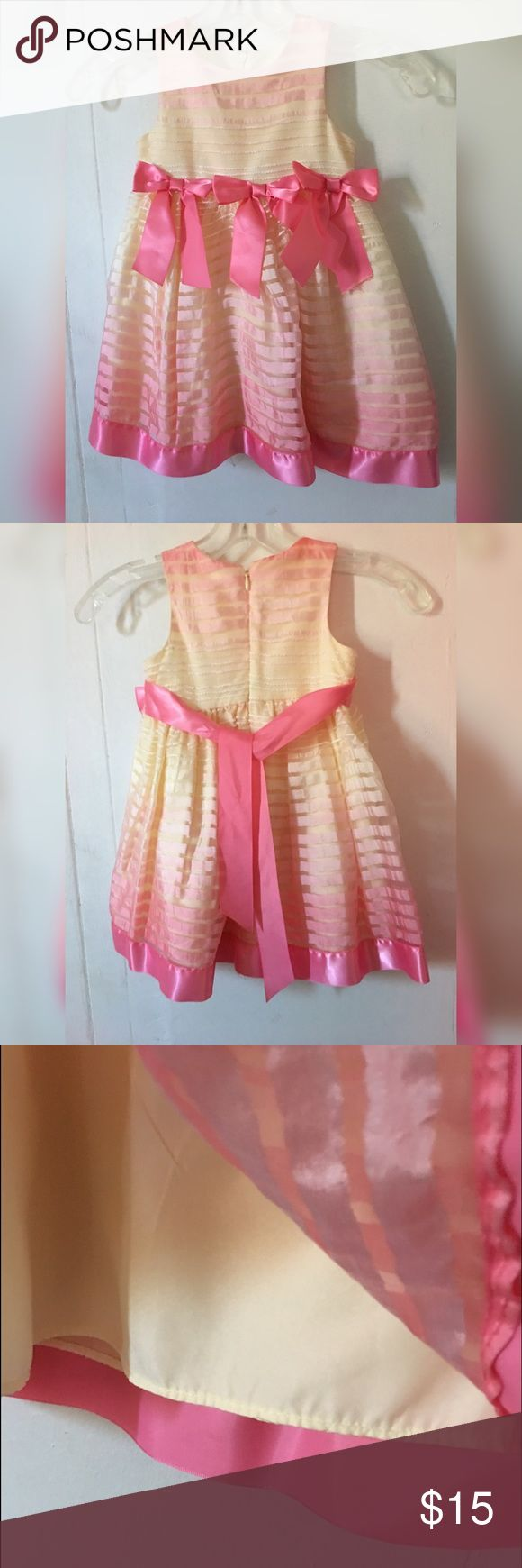 Easter Dress Girls 24M with Bows by Bonnie Baby. 17 Best ideas about Without Dress Girls on Pinterest   Icra rating