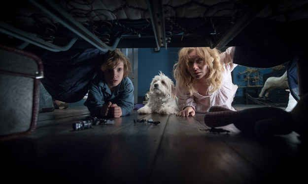 14. The Babadook