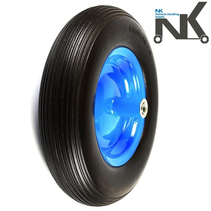 NK WFF16BK Flat-Free Wheelbarrow Tire