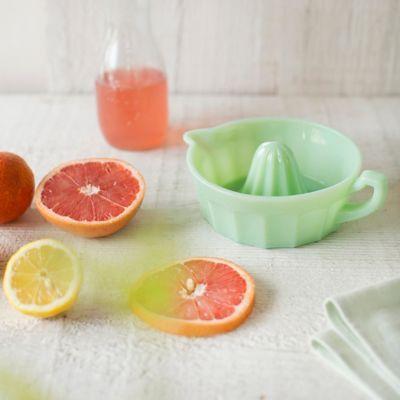 Jadeite Citrus Juicer