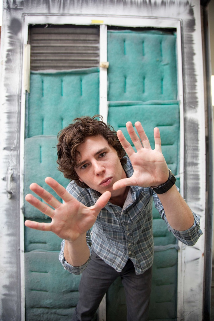 Behind the Scenes w/ Charlie McDermott @www.latfthemagazine.com  Issue #17 Photo cred: Jeff Carrillo