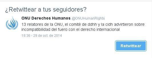 """""""Un editorial desenfocado"""" mi columna en el @NuevoDiarioCO #FueroMilitar #Impunidad"""